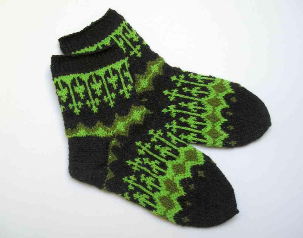 Strickanleitung Socken \